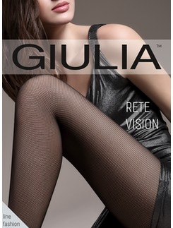 Giulia Rete Vision 40 #1 fine fishnet tights