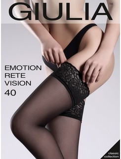 Giulia Emotion Rete Vision 40 Fishnet Stockings