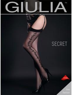 Giulia Secret 20 #3 patterend stockings