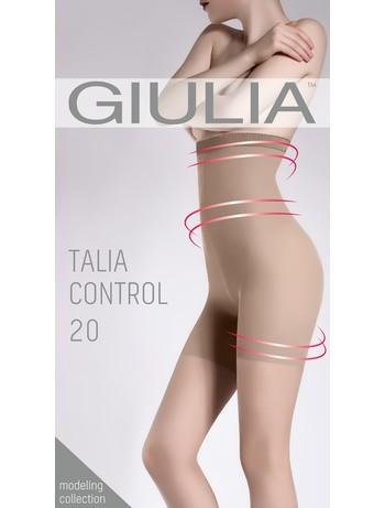 Giulia Talia Control 20 Shapewear Tights daino