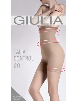 Giulia Talia Control 20 Shapewear Tights