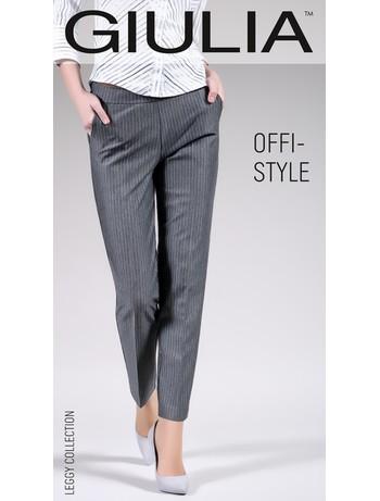 Giulia Offi-Style #3 - Leggings deep melange