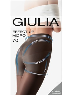 GIULIA EFFECT UP 70 shaping tights