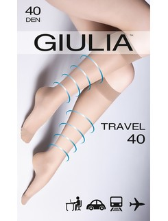 Giulia Travel 40 light support knee higs