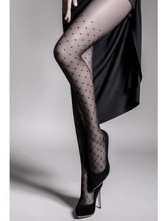 Giulia Afina 40 #1 geometric patterned tights