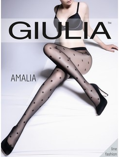 Giulia Amalia 20 #6 big dotted tights