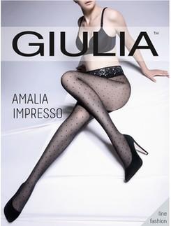 Giulia Amalia Impresso 40 fine dotted tights