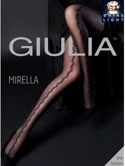 Giulia Mirella 20 #1 shine light patternd tights