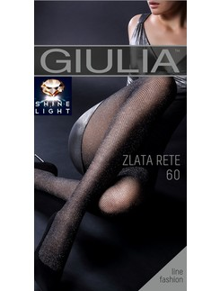 Giulia Zlata Rete 60 #1 lurex net tights