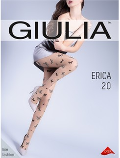 Giulia Erica 20 #4 tights with butterflies