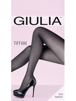 Giulia Tiffani 80 #4 patterned tights