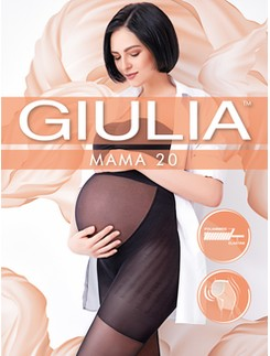 GIULIA Mama 20 Pregnancy Tights