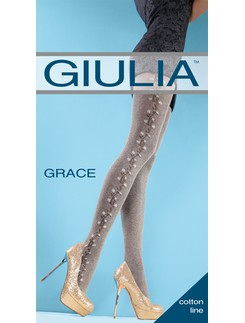 GIULIA Grace #8 cotton tights