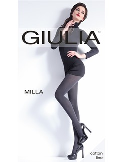 GIULIA MILLA 200 #1 cotton tights