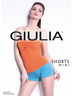 Giulia Mini Shorts Model 5