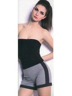 Giulia Shorts Mini Stripe 03