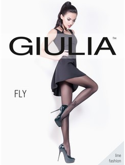 Giulia Fly 20 #60 Tights with Tattoo