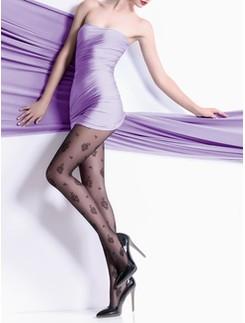 Giulia Amalia 20 #2 patterned tights