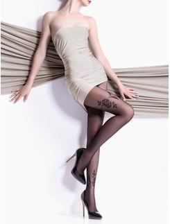 Giulia Malena 20 #1 fashion tights floral motifs