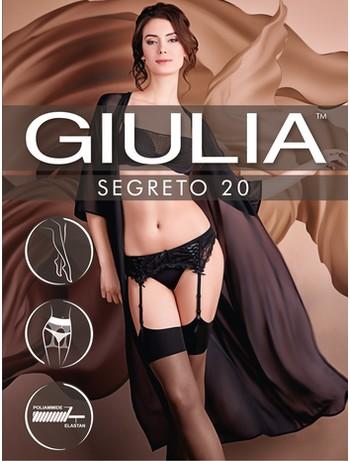 Giulia Segreto 20 Suspender Stockings