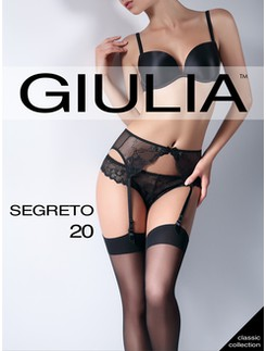 Giulia Segreto 20 Suspender Stockings
