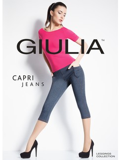 Giulia Capri Jeans Leggings