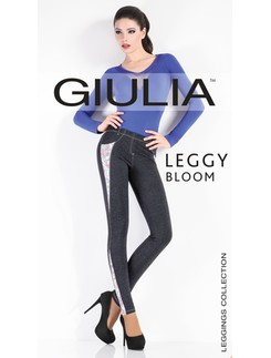Giulia Leggy Bloom Model 1 Leggings