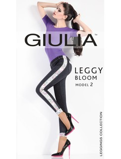 Giulia Leggy Bloom Model 2 Leggings