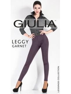 Giulia Leggy Garnet Model 1 Leggings