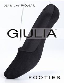 Giulia Footies 120 Unisex Shoe Liners