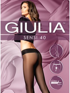 Giulia Sensi 40 Low Rise Tights 40DEN