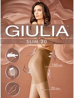 Giulia Slim 20 Shapewear Tights