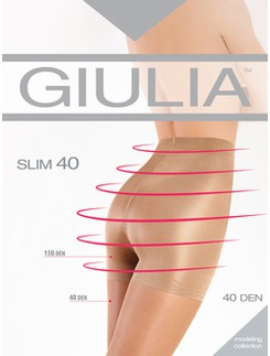 GIULIA Slim 40 Shapewear Tights