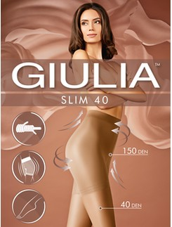 Giulia Slim 40 Shapewear Tights