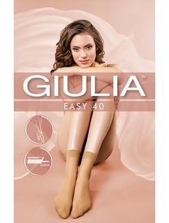 Giulia Easy 40 Nylon Socks Double Pack
