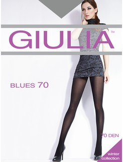 Giulia Blues 70 Microfibre Tights