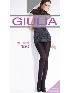 GIULIA BLUES 150 Microfiber Tights