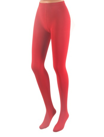 Giulia Galaxy 120 Tights china red