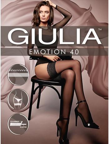 Giulia Emotion 40 Top Hold-Ups