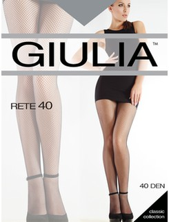 Giulia Rete 40 Fishnet Tights