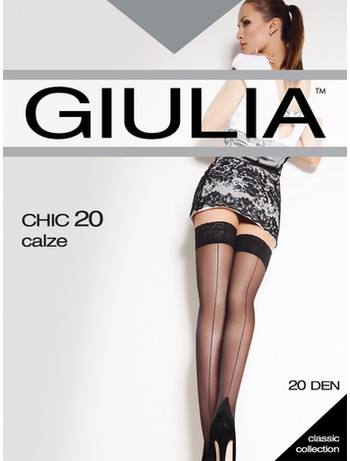 Giulia Chic 20 Calze Hold-Ups