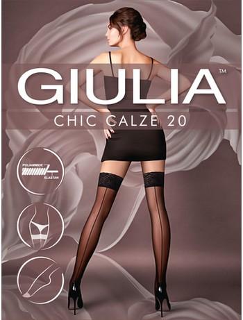 Giulia Chic 20 Calze Hold-Ups