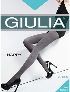 GIULIA Happy 70 #24 cotton tights