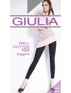GIULIA well cotton 150 leggings
