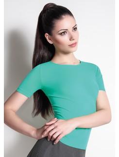 Giulia Classic Cut Microfiber T-Shirt  Light