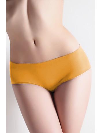 Giulia Culotte Vita Light Panty arancio giallo