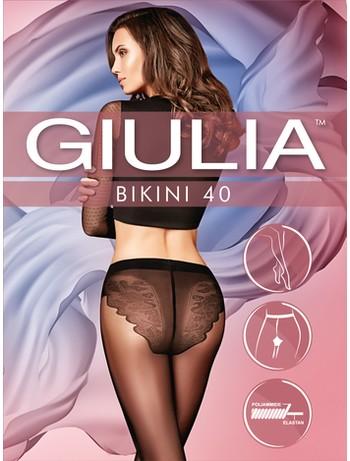 Giulia Bikini 40 tights nero