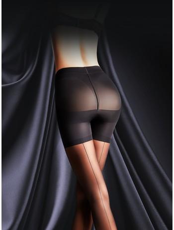 Giulia Effect-Up Chic line tights nero