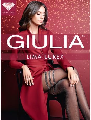Giulia Lima Lurex 60 - Silver Shine