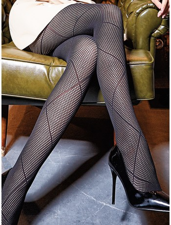 Giulia Saty Rete net tights